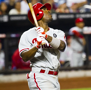 Jimmy Rollins 4 | by Michael G. Baron