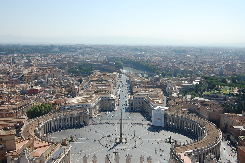 St. Peter's Basilica Can Fulfill Your Soul