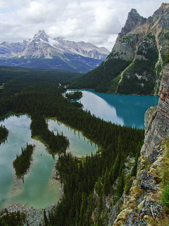 Mary Lake | Lake O'Hara | by Feffef