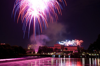 Fireworks Over the Art Museum | by BradJacobson