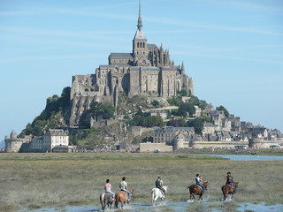 mont st michel | by david humo
