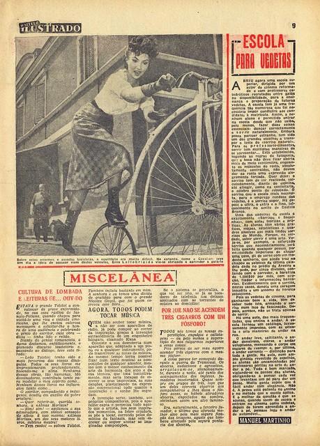 Século Ilustrado, No. 915, July 16 1955 - 8