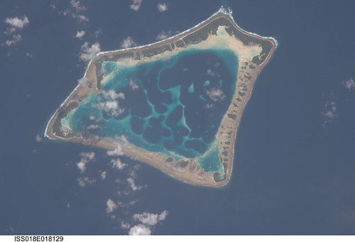 Atafu Atoll (NASA, International Space Station Science, 01/06/09) | by NASA's Marshall Space Flight Center