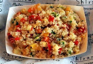 Quinoa Salad | by Flaming Food Dieter