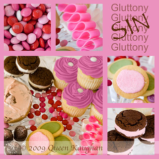 Pretty PInk Gluttony | by Queen Kaughan