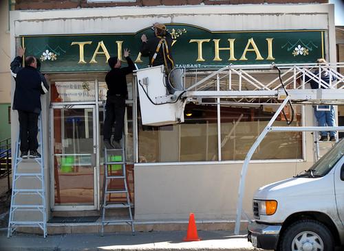Thai Cafe Ottawa Illinois Menu