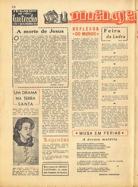 Século Ilustrado, No. 534, March 27 1948 - 22