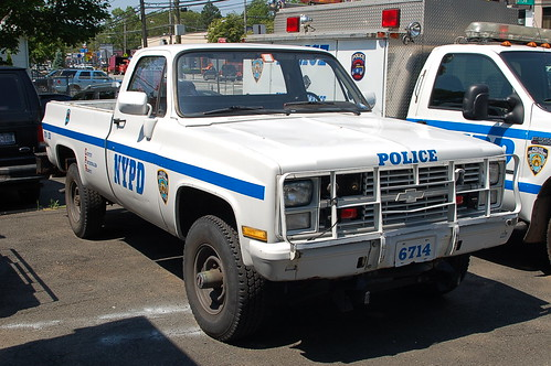 NYPD  Car 6714 #2