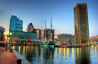 Inner Harbor, Baltimore | by Kevin Labianco