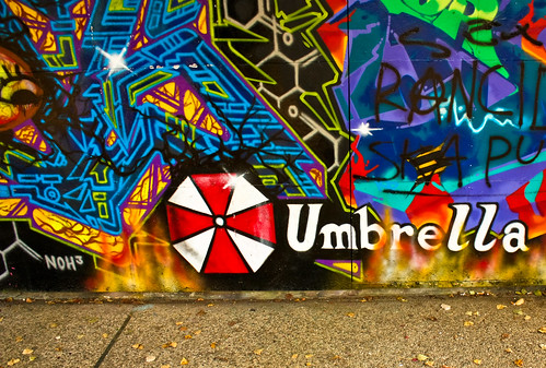 Graffiti - Umbrella Corporation | by iLenny