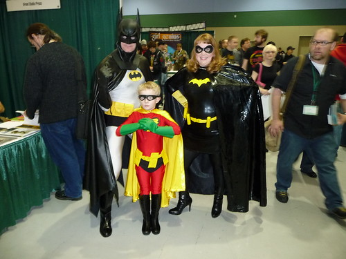 The Batman Family | by heath_bar