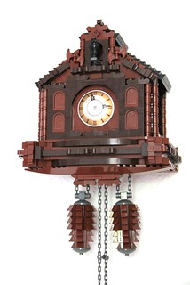 Black Forest Cuckoo Clock | by SkyWalter