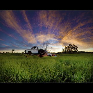 Green, Green Grass | by Garry - www.visionandimagination.com