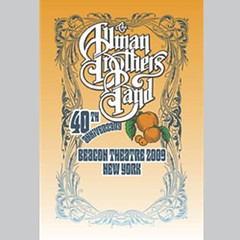 Allman Brothers Band Beacon Theater 2009 cd's | by EricClapton-online
