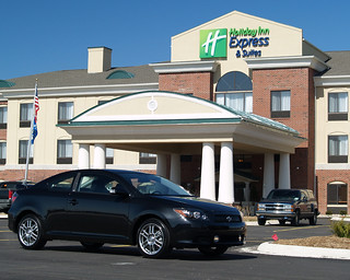 Scion at Holiday Inn Express | by The Toad