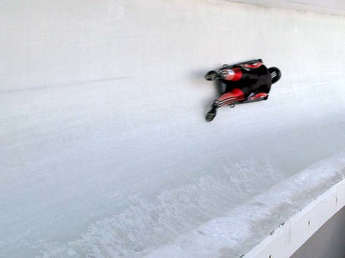 Canadian Olympic Skeleton training session | by AnnEcho