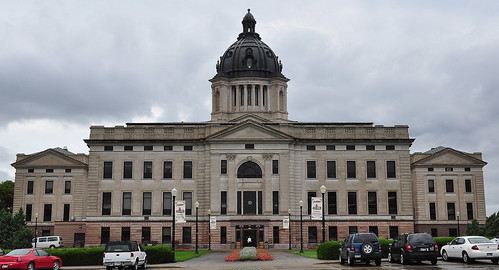 South Dakota State Capitol | by jimbowen0306
