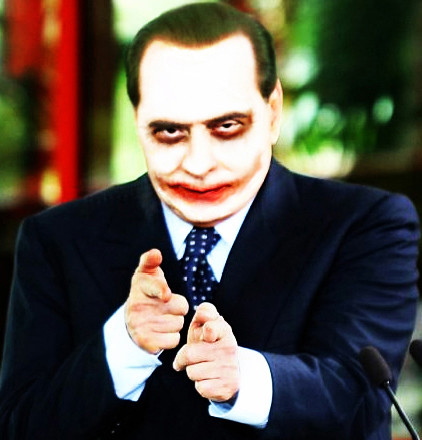 Berlusconi-Joker | by vincos