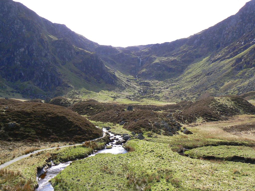 La riserva di Corrie Fee