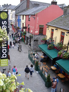 Quay Street / Barnacles Hostel / Galway Hostel | by Barnacles Hostels