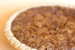 Butterscotch Pecan Pie | by Bakerella