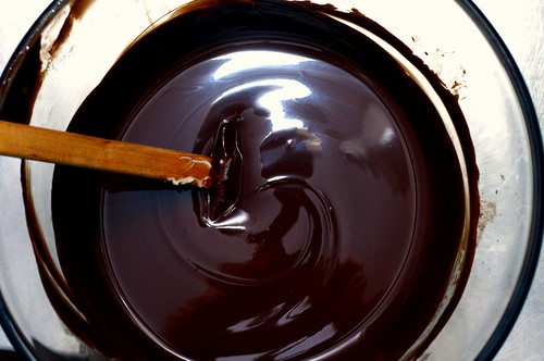 ridiculous amount of ganache | by smitten kitchen