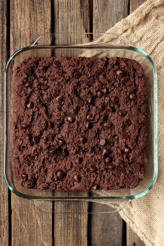 Grain-Free Double Chocolate Brownies – Gluten-Free, Dairy-Free, Paleo-Friendly
