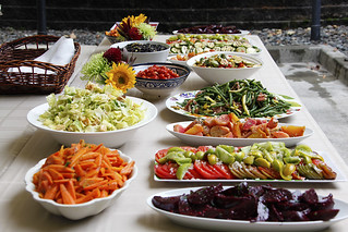 Harvest Lunch | by jordanwinery.com