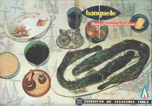 Banquete, Nº 107, Janeiro 1969 - capa, contra-capa