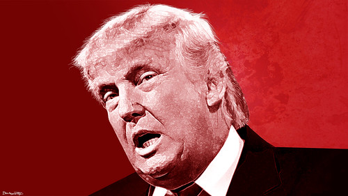 Donald Trump - Portrait