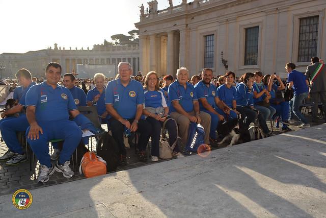 Fisc in Udienza da Papa Francesco