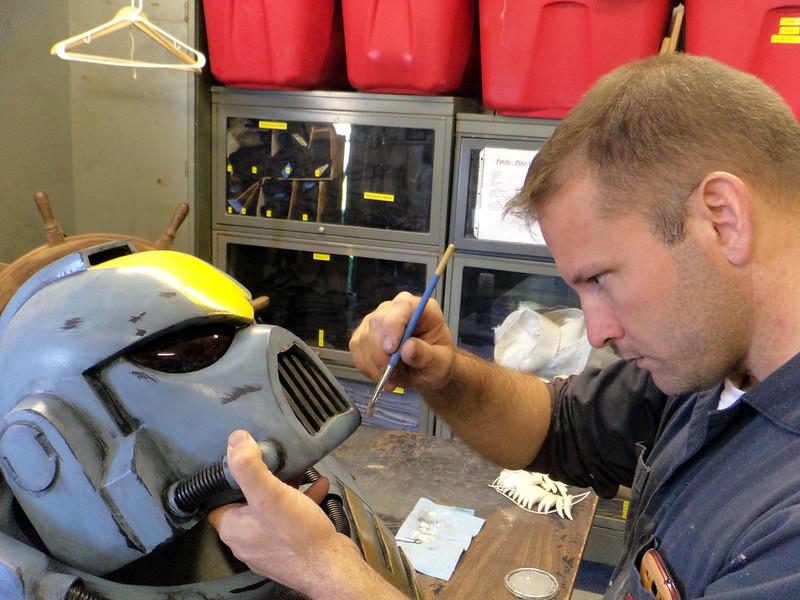 Weathering Helmet 1