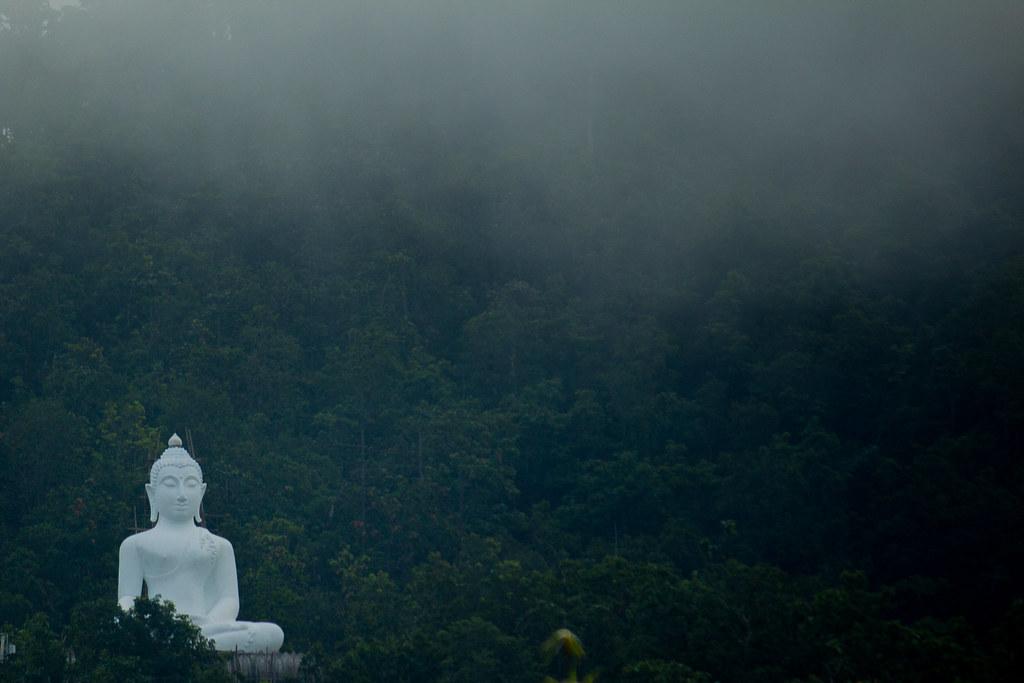 White Pai Buddha
