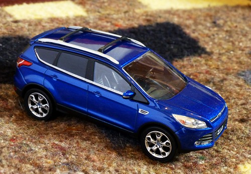 Greenlight 1:43 - Ford Escape