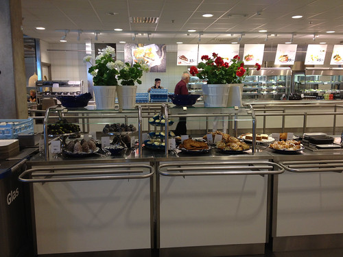 Ikea swedish dessert buffet krista flickr - Ikea buffet stockholm ...