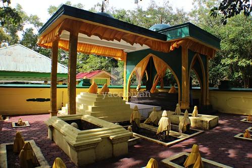 Kompleks Makam Raja Haji Fisabilillah YDM IV.