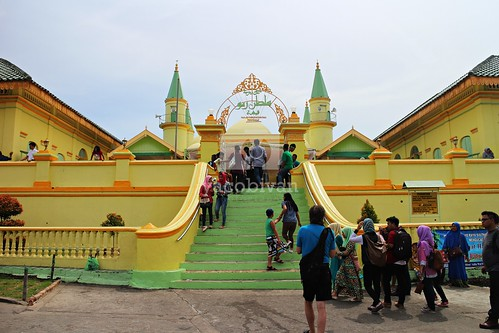 Masjid Raya Kesultanan Riau