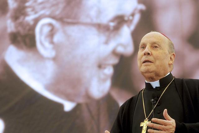 Visita Rector Honorario Monseñor Javier Echevarría a la UANDES
