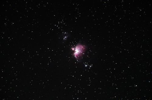 Orion Nebula 2013-11-13