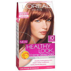 Loreal Healthy Look Creme Gloss Hair Color Kit Flickr