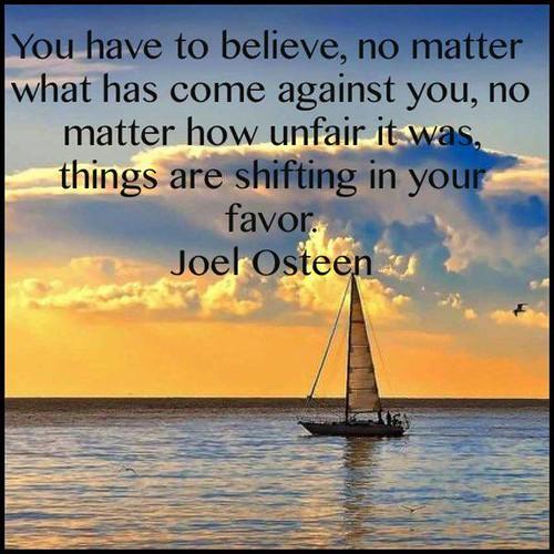 #Hurt #Quotes #Love #Relationship Believe... Joel Osteen Q