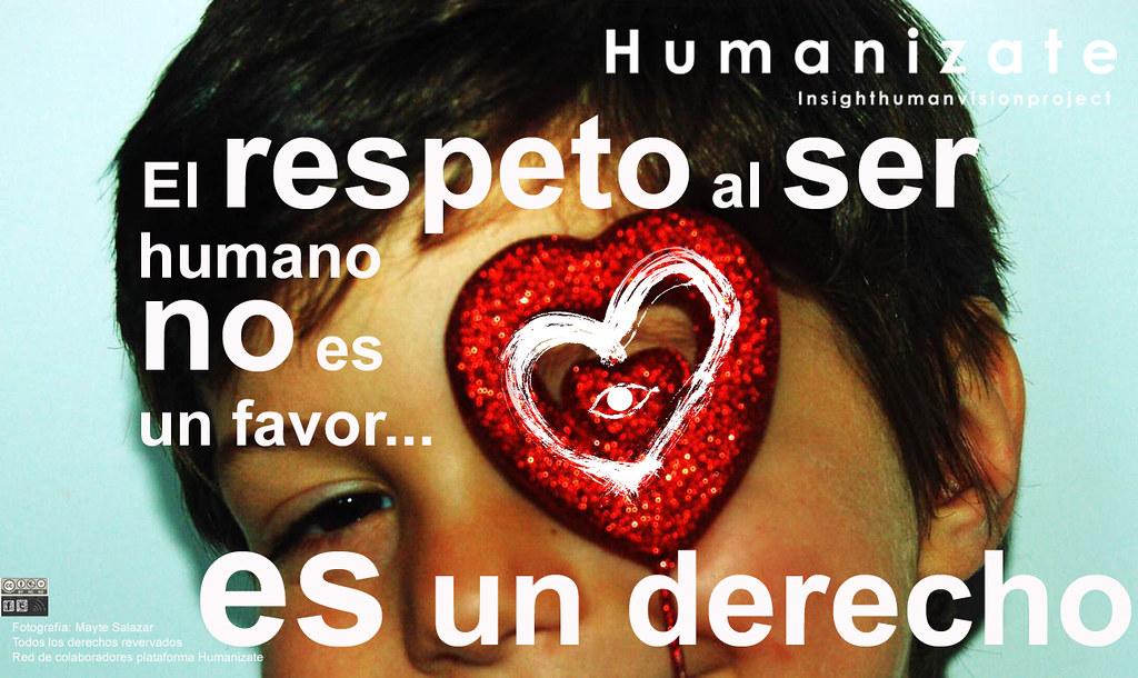 Humanizate