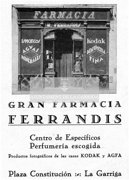 Fons Ramon Ferrandis