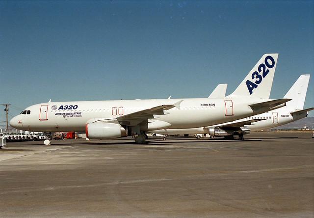 A320,  Braniff,  N904BN