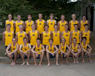 2013 Men's Cross Country | by UWECblugolds
