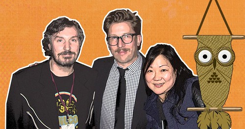Monsters of Talk with Guest Mikael Jorgensen | by Margaret Cho