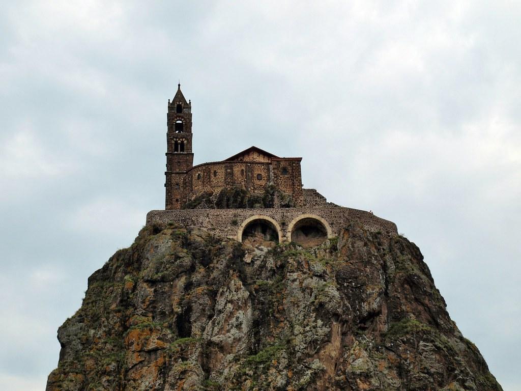 Capilla de Saint Michel de Aiguilhe (Le Puy en Velay)