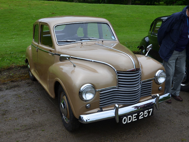 Jowett Cars, Idle near Bradford.