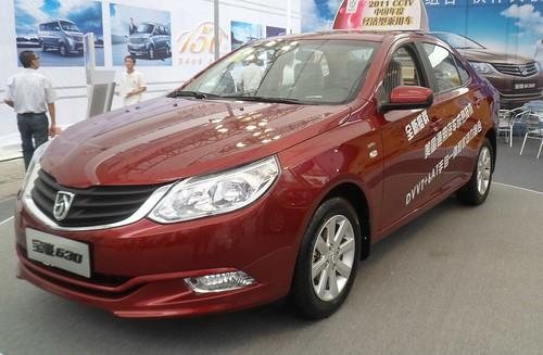Baojun 630 Auto Chongqing 2012-06-07