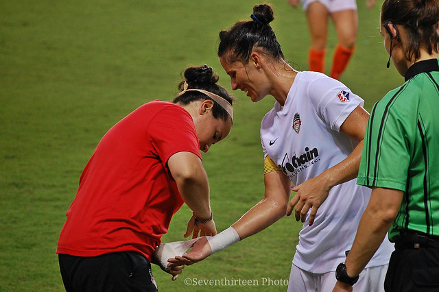 Ali Krieger - Washington Spirit